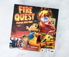 FIRE QUEST BOARD GAME BY YULU
