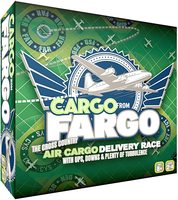 Cargo From Fargo Board Game From Topside Games