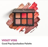Violet Voss Coral Pop palette