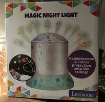 Magic Projection Night Light