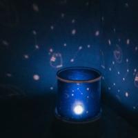 Pusheen star projector