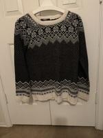 MAK sweater large