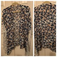 GT Sparrow kimono