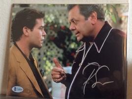 Signed Paul Sorvino 8x10 with Beckett CoA