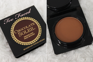 Too Faced Chocolate Soleil Medium/Deep Matte Bronzer
