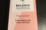 Winged Balance Oil with 12mg CBD/Serving