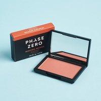 Phase Zero Makeup Making Moves Blusher
