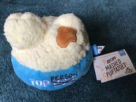 Mashed Potatoes Dog Toy