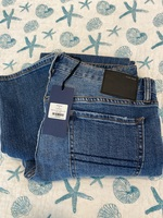 Montag straight blue jeans NEW