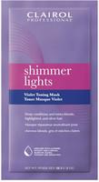 Clairol Shimmer Lights Violet Toning Mask Packette