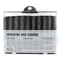 KŌL EXFOLIATING BACK SCRUBBER