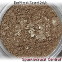 Bare Minerals Eyeshadow in Caramel Delight