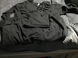 Balance collection sweatshirt hoodie and crop