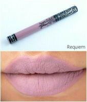 Kat Von D Everlasting Liquid Lipstick in Requiem
