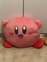 Large Kirby plush
