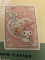 My Melody 2021 planner