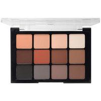 Viseart Neutral Mattes 01 - 12 Pan Eyeshadow Palette