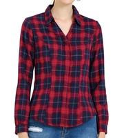 Buffalo Plaid Button Down Shirt