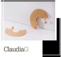 ClaudiaG - Marly Gold Earrings