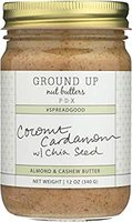 Coconut Cardamom with Chia Seed Almond Cashew Butter