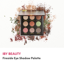 IBY Beauty Fireside Eye Shadow Palette