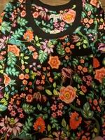 Verabradley henley pajama top