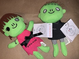 Manhattan Toy Company Freaky Bunch Finger Puppets