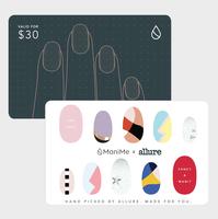 ManiMe $30 gift card