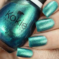 Kokie Nail Polish - Oceana