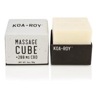 Koa + Roy CBD Massage Cube