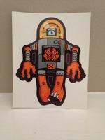 Loot Crate Bot Sticker
