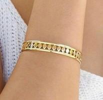 Jules Smith Aida Cuff Bracelet (Gold)