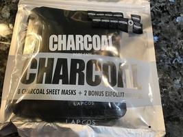 Lapcos charcoal skin mask kit