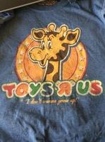 "Toys 'R' Us ""I Don't Wanna Grow Up"" T-shirt"