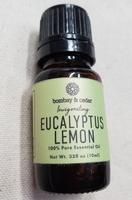 Bombay & Cedar - Eucalyptus Lemon Essential Oil