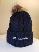 """Up Top Accessories """"All is Well"""" Beanie"""