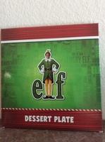Elf Dessert Plate