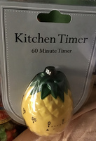 Lemon Kitchen Timer