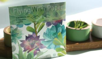 Flying Wish Paper Kit