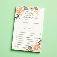 Rifle Paper Co. Checklist Notepad