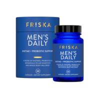 Friska Fr!ska Men's Daily Enzyme + Probiotic Support