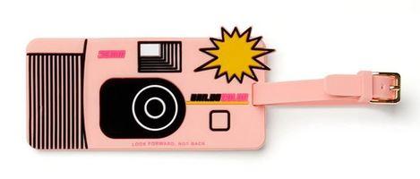 Disposable Camera Luggage Tag
