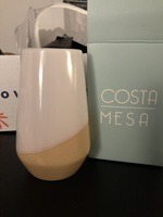Costa Mesa Supply two-tone decorative vase