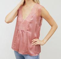 Lovestitch kaylee satin blouse