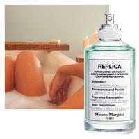 Replica Bubble Bath Perfume Sample