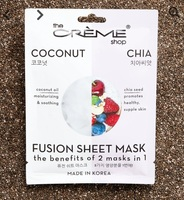 The Creme Shop Coconut/Chia Fusion Sheet Mask