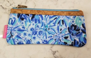 """Lilly Pulitzer """"High Maintenance"""" Pencil Pouch"""