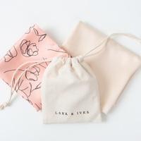 Lark & Ives Silk Hair Scarf Set