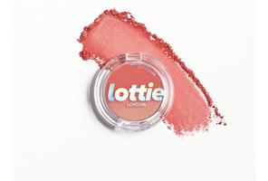 Lottie London ombré blush Haze