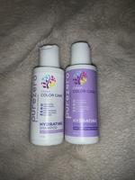 Pure Zero Clean Color Care Hydrating Shampoo and Conditioner set